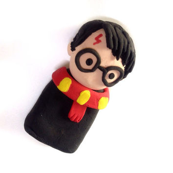 Harry Potter Chibi Magnet
