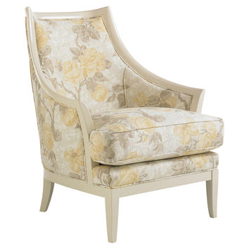 Darwood Floral Accent Chair, Accent & Occasional Chairs