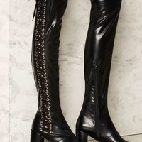 Jeffrey Campbell Elekra Over-the-Knee Boot