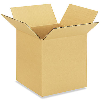 9  X 9  X 10  Corrugated Boxes (Bundle Of 25)
