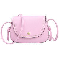 Pink Mini Shoulder Bag