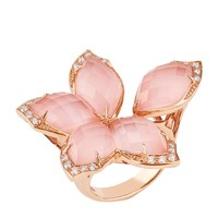 Stephen Webster Loves Me Not Crystal Haze Ring | Harrods