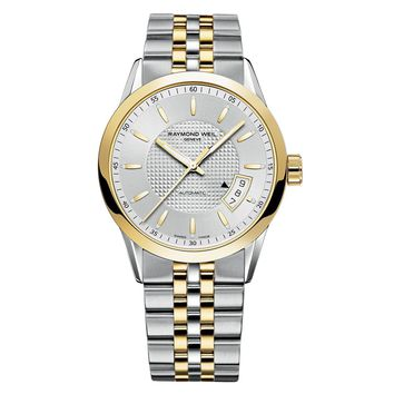 Men's Raymond Weil Freelancer Automatic Two-Tone Watch