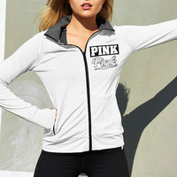 Ultimate Track Jacket - PINK - Victoria's Secret