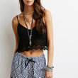 Tribal Print Dolphin Shorts