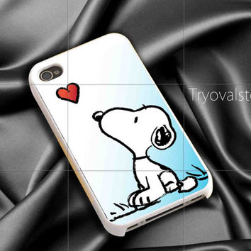 Snoopy love iphone case ,samsung case for iphone 4/4S,5/5S,5C Accesories