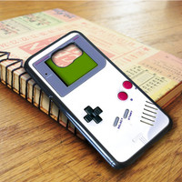 Funny Hipster Gameboy Samsung Galaxy S6 Edge Case