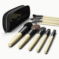 Studio Makeup Brushes Set 15 Professional Makeup Brushes with Makeup Brush Carry...
