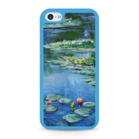 Water Lilies Monet iPhone 5C case