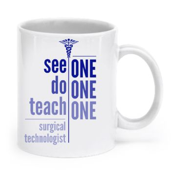 Surgical Tech Mug - Limited Edition ssdt