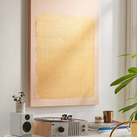 Assembly Home Copper Touched Canvas Print - Urban Outfitters
