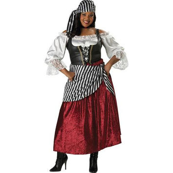 Women's Costume: Pirate's Wench | 2XL