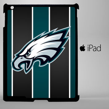 Philadelphia Eagles Nfl Sticker iPad 2, iPad 3, iPad 4, iPad Mini and iPad Air Cases - iPad
