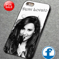 Demi Lovato for iphone, ipod, samsung galaxy, HTC and Nexus Phone Case