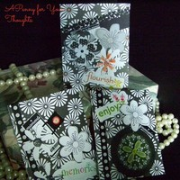 Enjoy Memories Set of Three All Occasion Cards  | APENNY4URTHOUGHTS - Cards on ArtFire