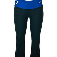 Ladies Nike Dri-Fit Colts Colts Pants at ColtsProShop.com