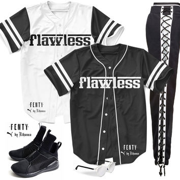 Flawless Baseball Jersey