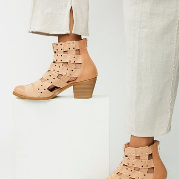 Free People Vegan Highland Ankle Boot