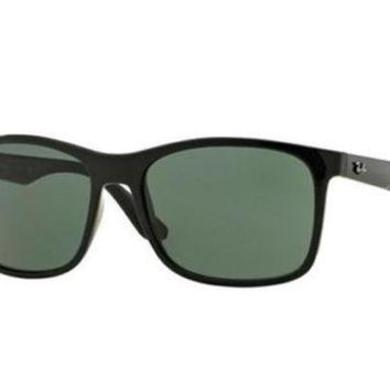 Kalete NEW Genuine Ray Ban RB4232 60171 57 Black Mens Womens Sunglasses Glasses