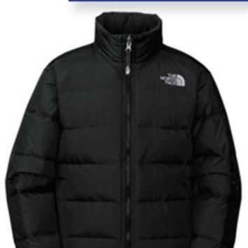 The North Face Aconcagua Jacket for Boys in Black AUTD-JK3