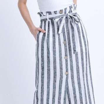 So Close Midi Skirt