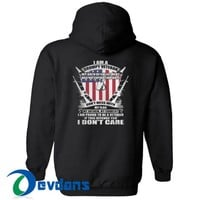 I Am A Grumpy Veteran Hoodie Unisex Adult Size S to 3XL