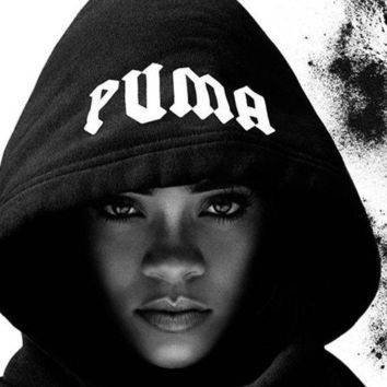 Fashion Online Puma Rihanna Fenty Hooded Long-sleeved Scarf