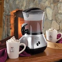Gift Idea: Cocoa-Latte Machine