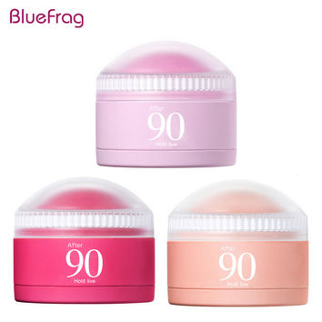 BLUEFRAG New Face Makeup Blush Palette Pink Orange Rose Red 3 Colors Cheek Blush Blusher Cream Brand Cosmetics BL366