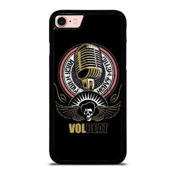 VOLBEAT HEAVY METAL iPhone 8 Case Cover