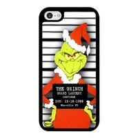 The Grinch iPhone 5C Case