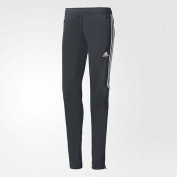 adidas Tiro 17 Training Pants - Grey | adidas US