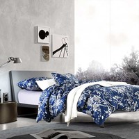 Flower Design Hot Egyptian Bedding Sets| EBeddingSets