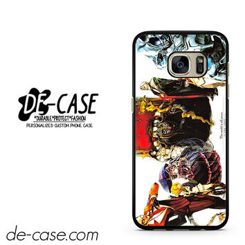 Overlord Japan Manga DEAL-8331 Samsung Phonecase Cover For Samsung Galaxy S7 / S7 Edge