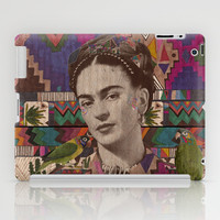 VIVA LA VIDA iPad Case by Kris Tate
