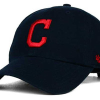 Cleveland Indians MLB On-Field Replica '47 CLEAN UP Cap