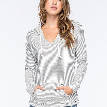 O'neill Sands Womens Hoodie White/Grey  In Sizes