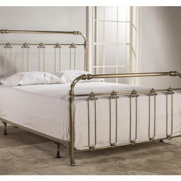 104349 Samantha Bed Set - Queen - Bed Frame Included