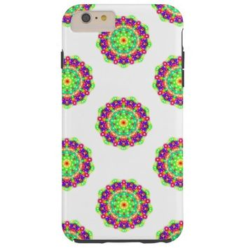Emerald Starburst Mandala Cell Phone Case / Cover