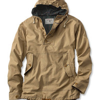 Waxed Cotton Anorak