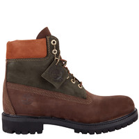 Timberland 6 Inch Premium Boot Beef and Broccoli