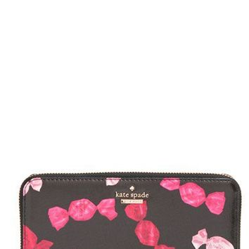 kate spade new york 'sinclair drive - lacey' zip around wallet | Nordstrom