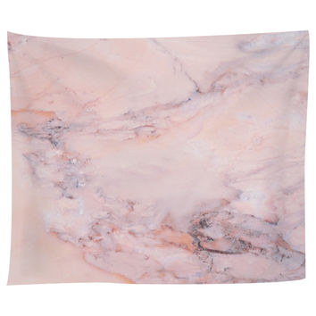 Blush Marble Tapestry