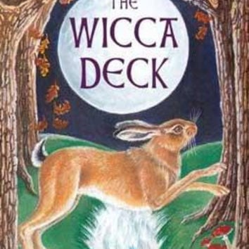 Wicca Deck By Sally Morningstar