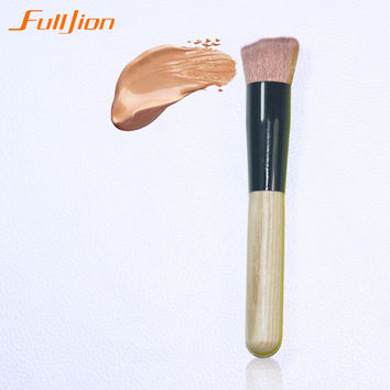 Pro 1 Pcs Makeup Brushes Cosmetic brush brush Set Kit Foundation Powder mask Brush High Quality Face Nose Powder Foundation Tool