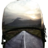 """""""The Road"""" Backpack by Mojo Backpacks"""