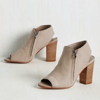 Strive-in-One Heel | Mod Retro Vintage Heels | ModCloth.com