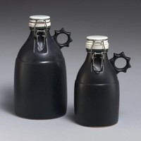 Mudshark Studios: Growler Jugs, 4 Colors, 2 sizes