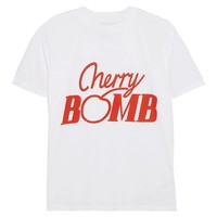 Indie Designs Cherry Bomb T-shirt