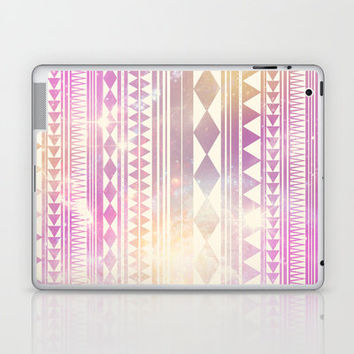 Galaxy Tribal Laptop & iPad Skin by Haleyivers | Society6